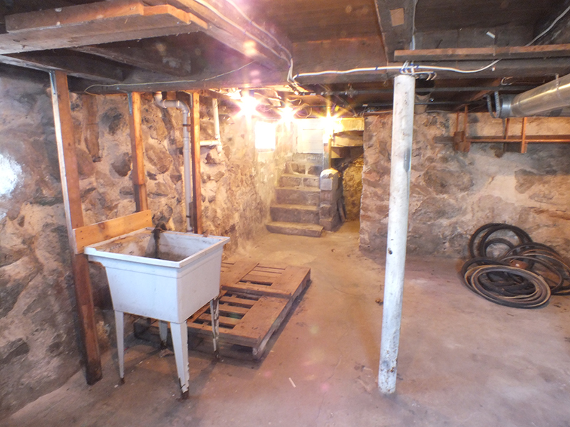 Cottage Renovation Before and After