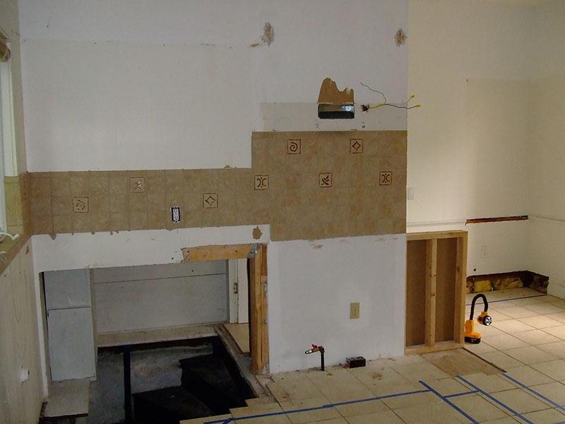 Greek Revival Renovation
