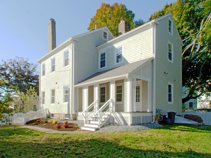 Greek Revival Renovation