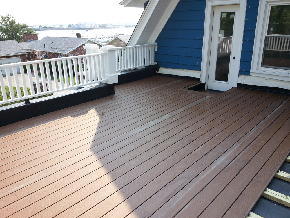 Rooftop Balcony Transformation Ct Properties Southcoast