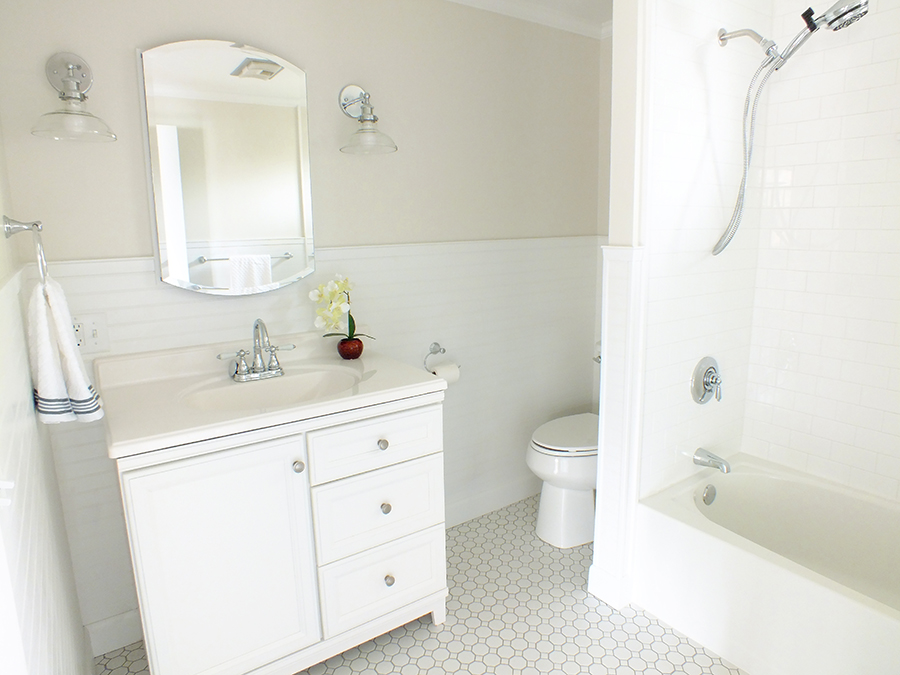 Ranch Renovation Before and After