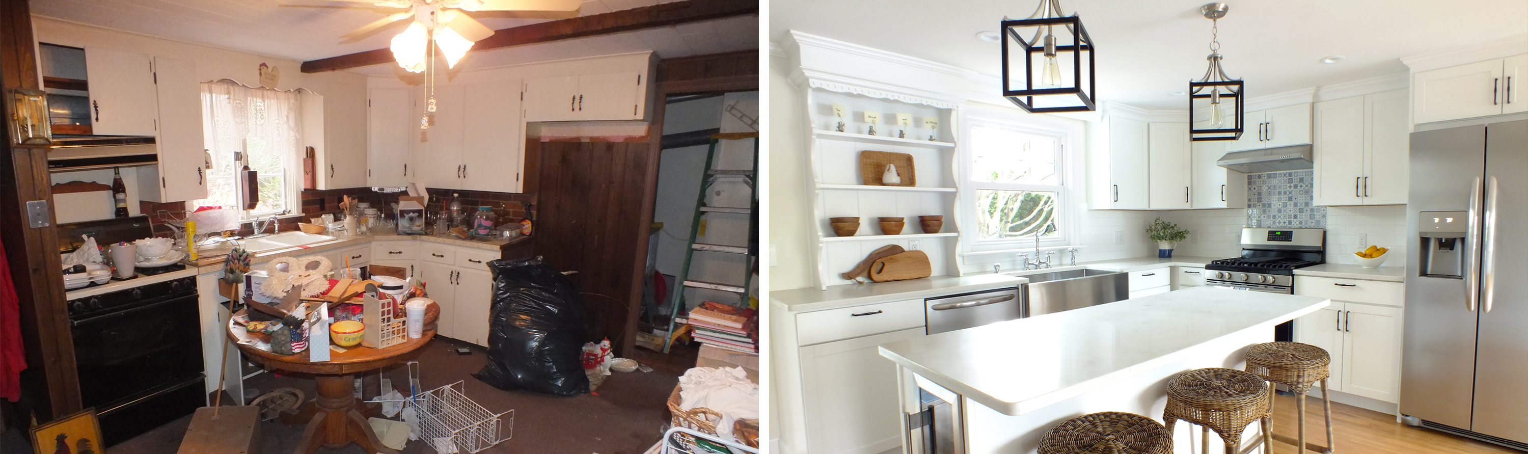 Cluttered Ranch Renovation