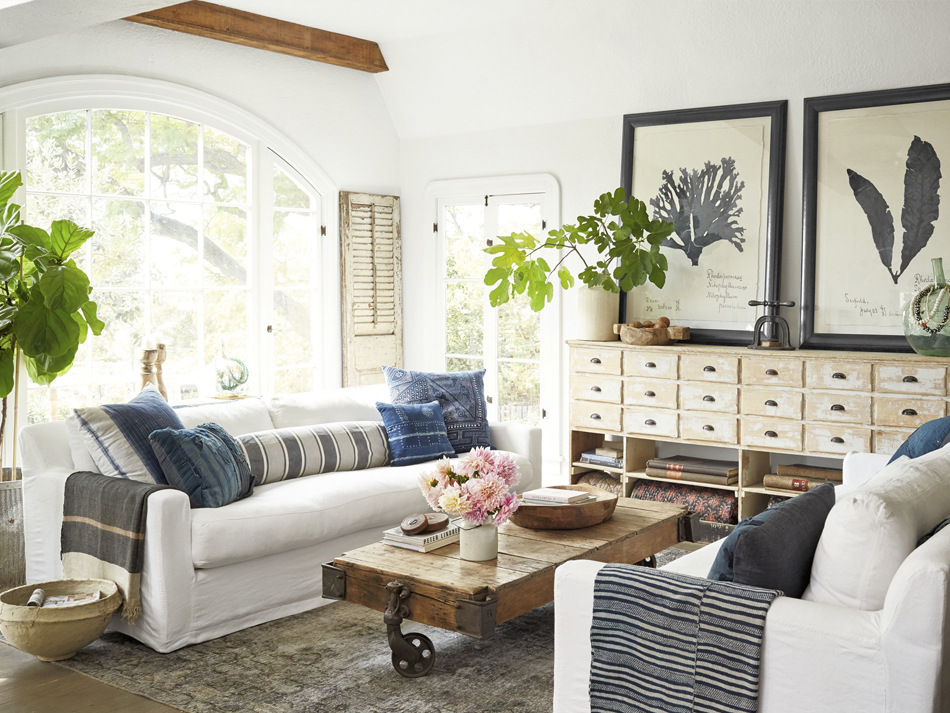 5 ways to make a small room look bigger